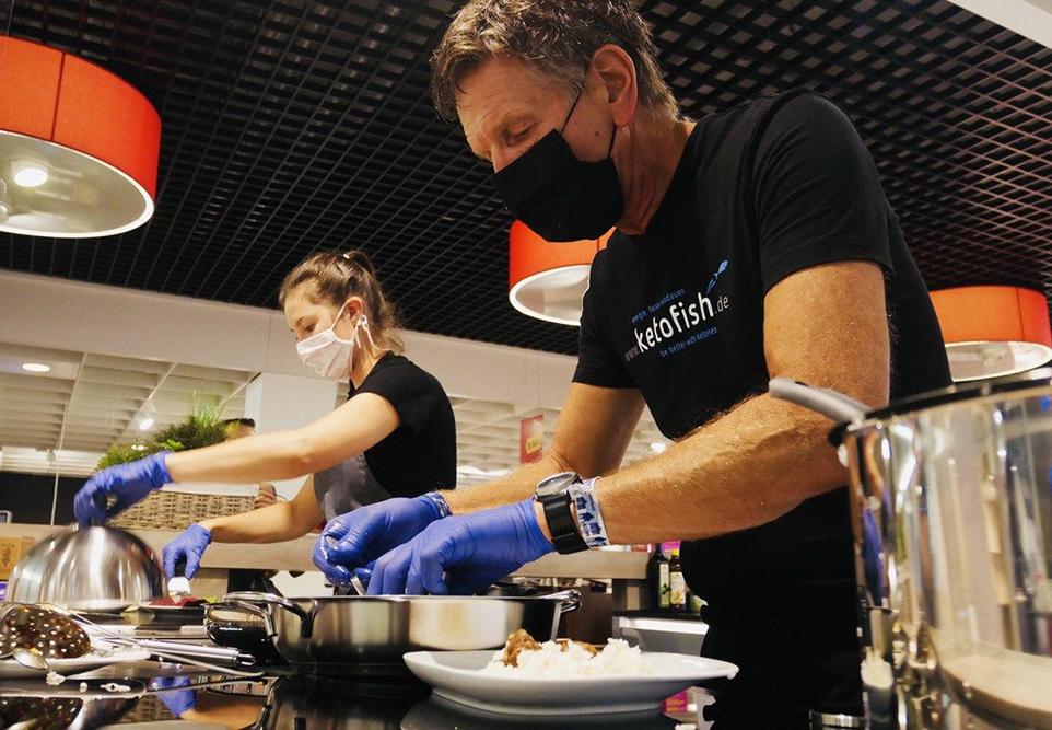 Event Cooking bei Wohn-Schick